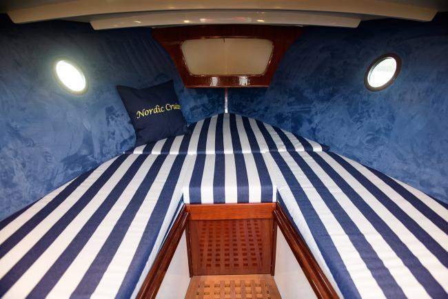 Nordic Cruiser cabin
