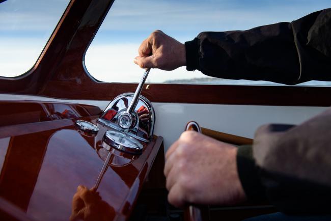 Cockpit detail image