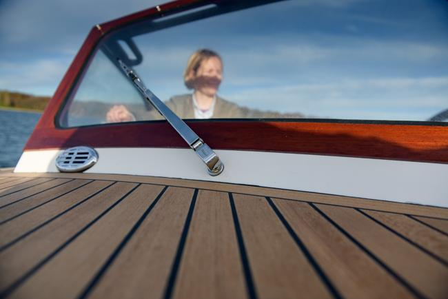 Nordic Cruiser wind shield